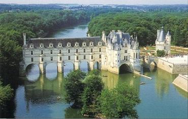 Dvorac_Chenonceau, Francuska